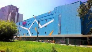 Облицовка фасада фиброцементными фасадыми панелями