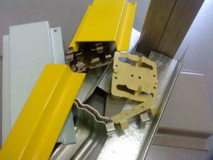 Профили для фасада, обрешетка, фасадная система от производителя