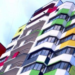 Фиброцементные панели, отделка фасада и цена