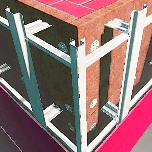 Цены на элементы фасадных систем